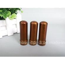 Humidor de alumínio ambarino para a embalagem do charuto (PPC-ACT-029)