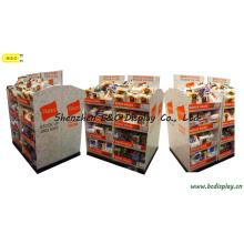 Zähler Karton Ständer, Kleidung Papier Stapel Kopf, Zähler Display, Pop-up-Display-Ständer, Pop-Regale, Papier stehen Regale, Geschenk-Box, Papier Box (B & C-C030)