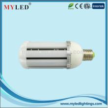 40w conduziu a luz de rua solar do milho levou a luz de bulbo eficiência elevada de e40