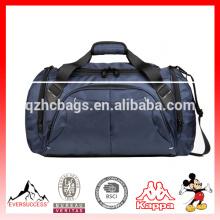 Sac polochon pliable pour faciliter le transport de sac de voyage de voyage hommes (ES-Z354)