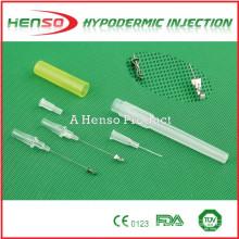 El catéter intravenoso de seguridad Henso