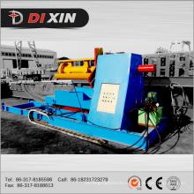 Decoiler Hidráulico Dx Hot Deavy Duty com carro movente
