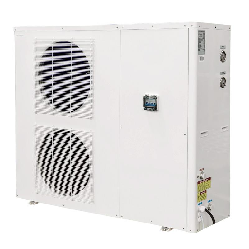 Lower Noise Heat Pump