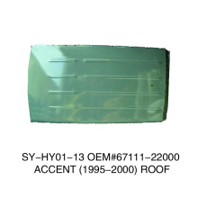 HYUNDAI ACCENT 1995-2000 ROOF