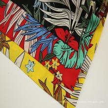 рециркулированная ткань печати вискоза