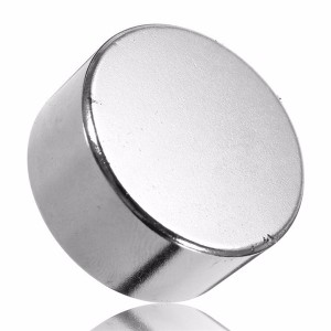 Manufacturer for for Neodymium Ndfeb Big Round Magnet N50 D30*10mm Rare earth neodymium big round magnet export to Chile Exporter