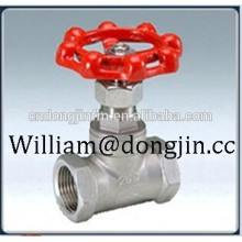Stainless Steel Inside Screw Gate Valve Price From WenZhou
