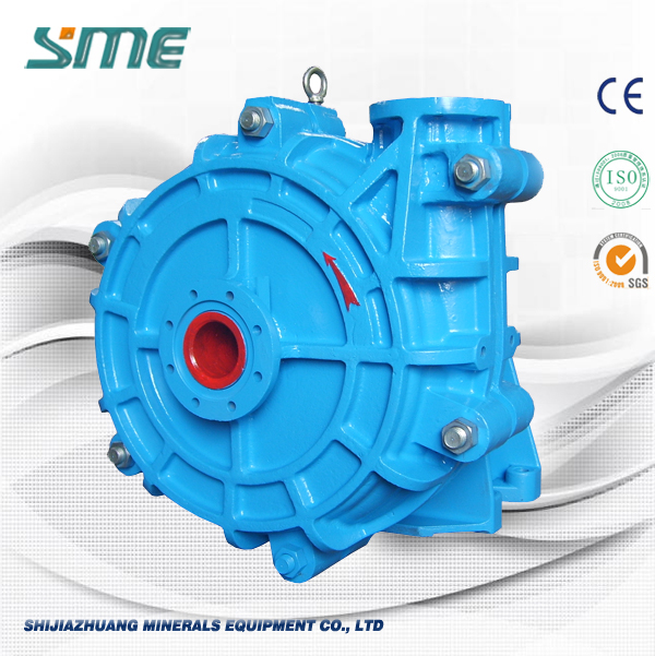 Expeller Sealed Hi-Pressure Slurry Pump for Coal Mines