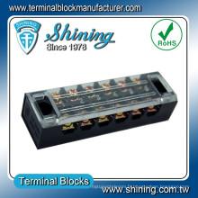 TB-2506 Connecteur de fil amovible en plastique à haute tension de 25 A et haute tension TB-2506