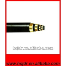 Best-Quality!!SAE Hydraulic Rubber Hose 3/8""