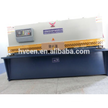 qc12y-12*4000 plate cutting machine/4m hydraulic shearing machine