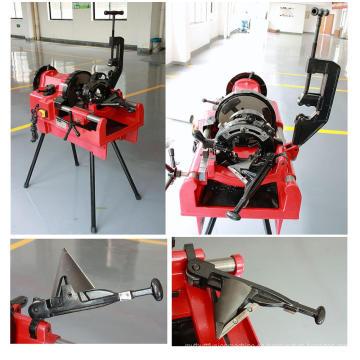 "Máquina para roscar con tubo eléctrico de 1500 W fácil de usar 1/4 ""-4"" Hongli SQ100F"