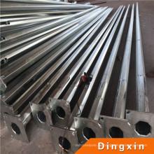 8m heißes tiefes galvanisiertes Metall Pole mit ISO CE