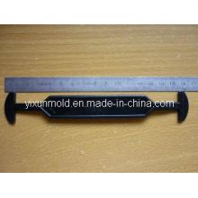 Hochpräzise schwarze Kunststoff-Spritzgießform für die Tasche