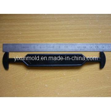 Высокая точность Черная пластиковая ручка Впрыски прессформы для мешка