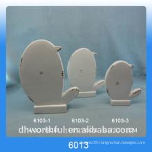 Creative ceramic bird craft for home decor