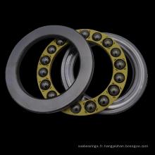 Roulement à billes bidirectionnel avec réduction et haute qualité 52234 Dimensions Tolérances Mauvais alignement