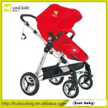 Carrinho de bebê do fornecedor de China, absorvente de choque para o carrinho de criança de bebê