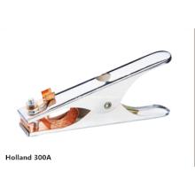 Pinza de tierra de cobre Holland 300A