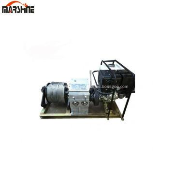 3 t schnellere Luftkühlung Benzinmotor angetriebene Winde