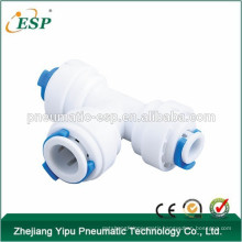 ESP T branch connectors PVC water fittings 3 way elbow pipe fittings