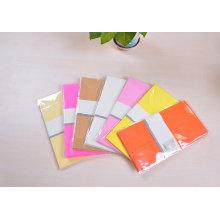Конверт цветной бумаги (Dl-5 #)