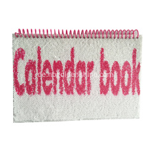 Doppelte Sequins Transfer Magic Notebook