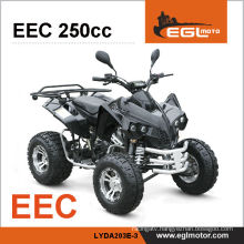 EEC certification 250cc Quad Atv