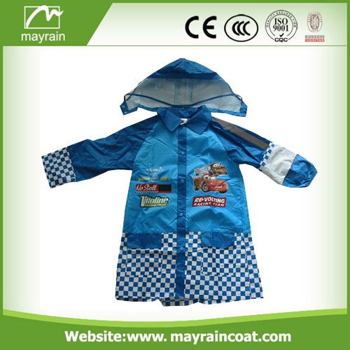 PVC Rain Outdoor Jacket