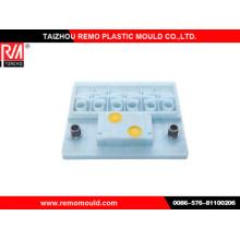 Molde plástico de la caja de batería del coche de la inyección