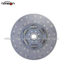 As peças resistentes do caminhão de 430 * 240 * 10 * 50.8 * 6S cobrem a tampa do disco de embreagem