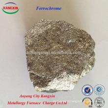 liga de ferro-cromo produtor 60%