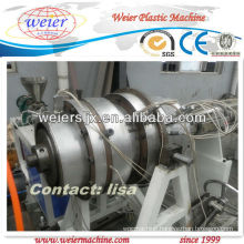 Large capacity PE Pipe Making Machine