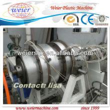 Máquina para fabricar tubos PE de grande capacidade