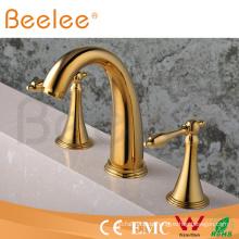 Europäische Stil zwei Griff weit verbreitete römische Badewanne Wasserhahn Q30213G
