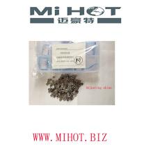 Boquilla de combustible común de las piezas de automóvil del carril Bosch que ajusta los calzos Z05vc04002