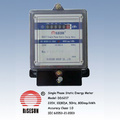 Watthour Energy Meter with Single Phase