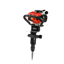 900w 1.2HP 32.7cc Portable gasolina Jack Demolition Hammer Mini trituradora de concreto de gas Powered