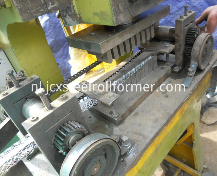 Corner Bead Profile Forming Machine