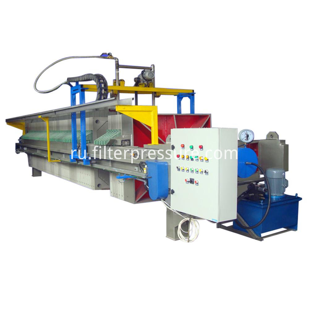 Wastewater Filter Press