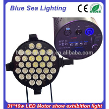 31x10w led car show/motor exhibiton lights