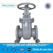 Double flange handle 2'' inch gate valve made in china