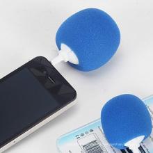 Mini altavoz portátil estéreo para iPhone