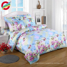 luxury comforter duvet cotton cover bedding set for home textile