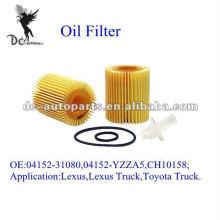 Cartucho de lubricación de flujo total 04152-YZZA5 para Lexus, Camión Lexus, Camión Toyota.