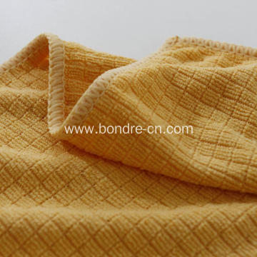 High Water Absorbent Microfiber Cleaning Cloth