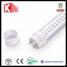 Conductor aislado / no aislado Alto tubo del lumen de los 4ft 18W T8 LED ETL Dlc clasificado