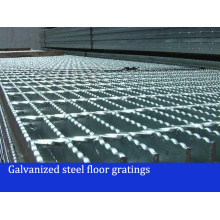 Galvanized Pressured Welded Steel Floor Gratings