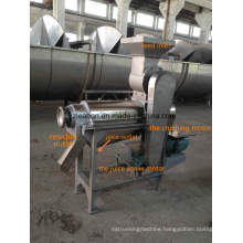 Fruit and Vegetable Crusher Screw Juice Making Machine