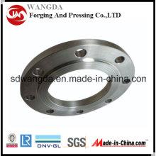 JIS Ss400 16k Bride forgée en acier au carbone Sch 40 de 1 po.